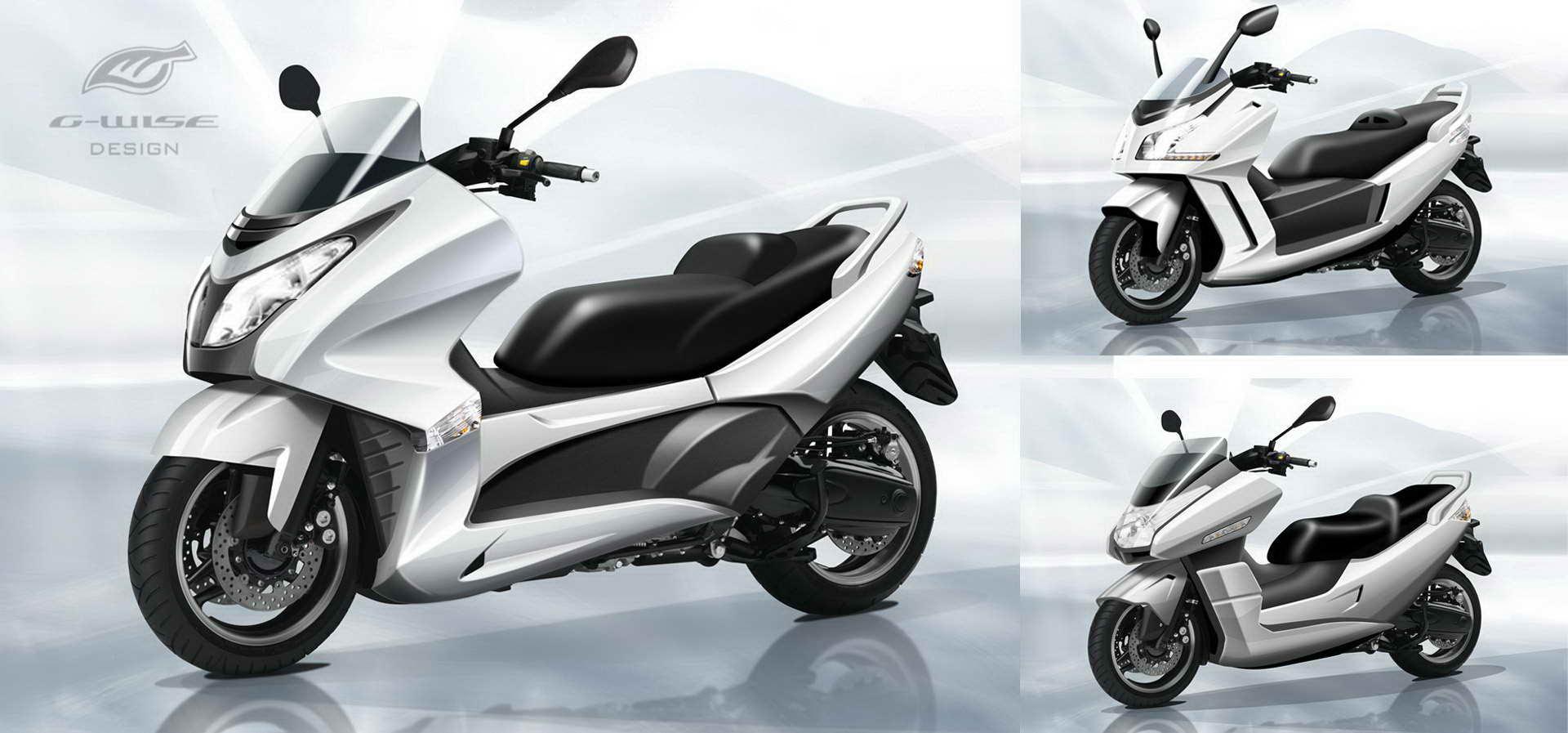 摩托车/电动摩托车设计